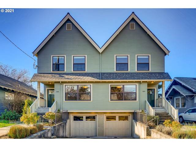 2317 NE 52ND Ave, Portland, OR 97213 (MLS #21379810) :: Next Home Realty Connection