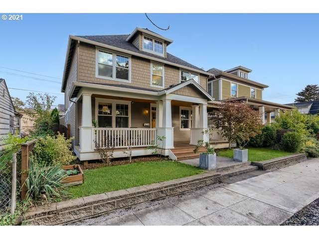 6318 NE Rodney Ave, Portland, OR 97211 (MLS #21379842) :: Real Estate by Wesley