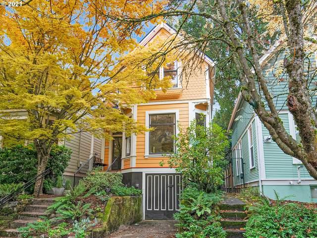 1524 SE Ash St, Portland, OR 97214 (MLS #21379904) :: The Haas Real Estate Team
