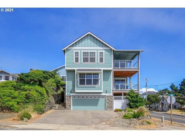 1708 NW Harbor Ave, Lincoln City, OR 97367 (MLS #21379926) :: Song Real Estate