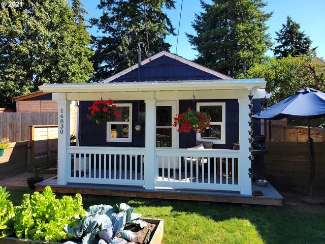 16830 SE Clinton St, Portland, OR 97236 (MLS #21380325) :: Next Home Realty Connection