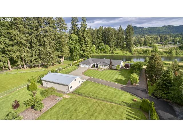 2697 Lewis River Rd, Woodland, WA 98674 (MLS #21380548) :: The Pacific Group