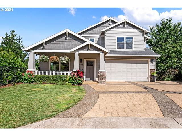11084 SE Cougar Ct, Happy Valley, OR 97086 (MLS #21380610) :: Premiere Property Group LLC