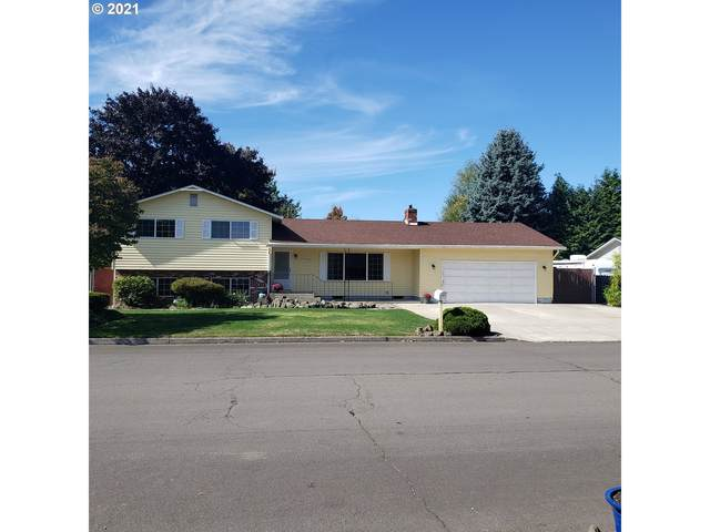 10008 NW 16TH Ave, Vancouver, WA 98685 (MLS #21380792) :: Lux Properties