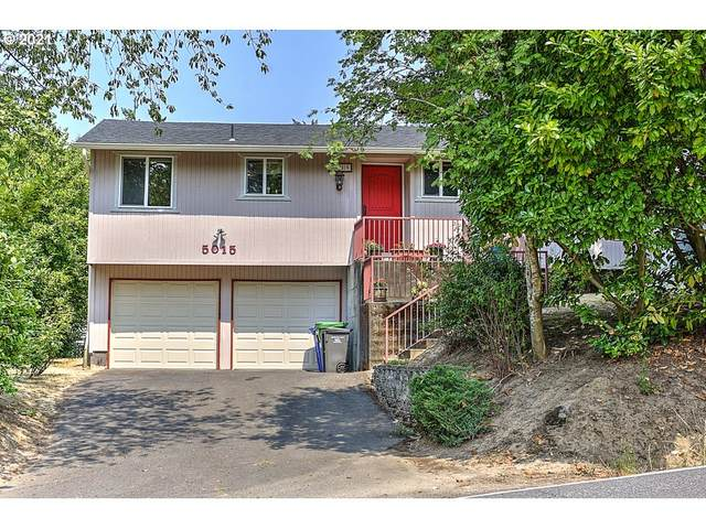 5015 SW Pomona St, Portland, OR 97219 (MLS #21380841) :: Lux Properties