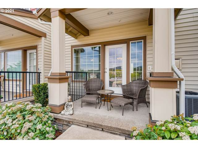 575 NW 118TH Ave #106, Portland, OR 97229 (MLS #21381028) :: Gustavo Group