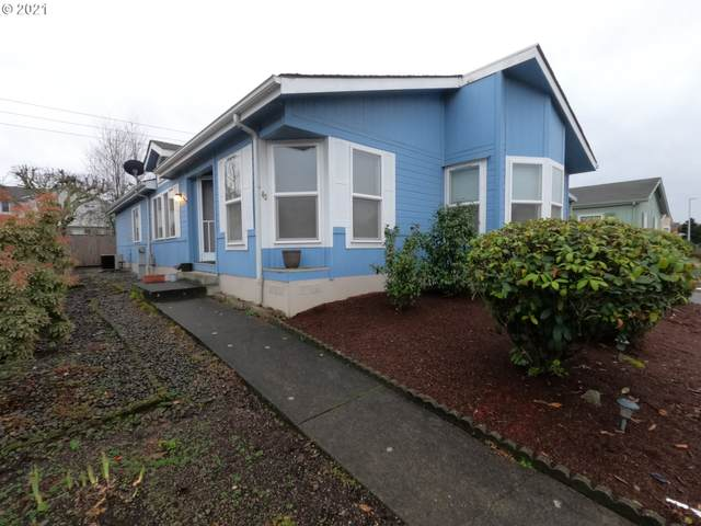 1805 NE 94TH St #43, Vancouver, WA 98665 (MLS #21381047) :: Next Home Realty Connection