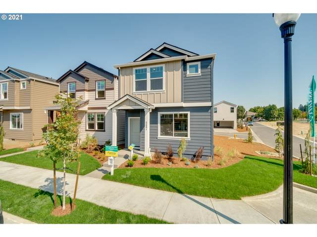 2610 NE 116TH Pl, Vancouver, WA 98684 (MLS #21381335) :: Townsend Jarvis Group Real Estate