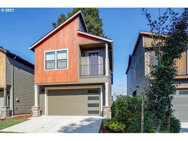 15518 NE 107TH St, Vancouver, WA 98682 (MLS #21381961) :: Real Estate by Wesley