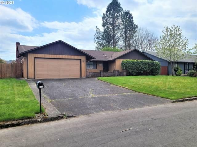 817 NE 130TH St, Vancouver, WA 98685 (MLS #21381970) :: Premiere Property Group LLC