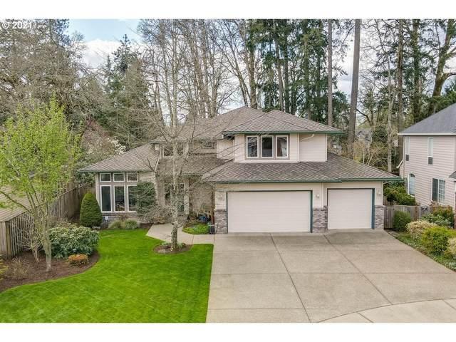 7256 SW Lynnwood Ct, Wilsonville, OR 97070 (MLS #21382014) :: McKillion Real Estate Group