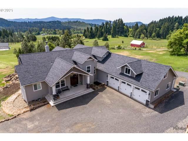 84540 Bountiful Dr, Fall Creek, OR 97438 (MLS #21382312) :: Stellar Realty Northwest