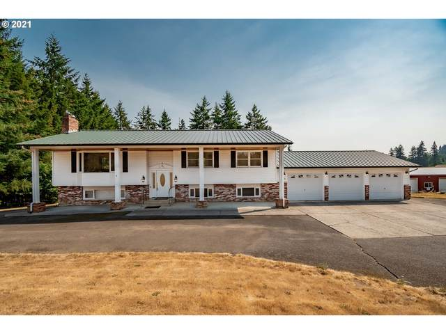 25020 SE Rugg Rd, Damascus, OR 97089 (MLS #21382320) :: Premiere Property Group LLC