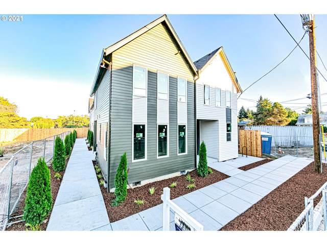 7460 N Oswego Ave #1, Portland, OR 97203 (MLS #21382522) :: Cano Real Estate