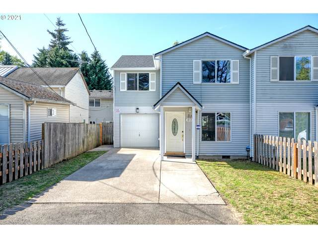 8728 SE Clinton St, Portland, OR 97266 (MLS #21383299) :: McKillion Real Estate Group