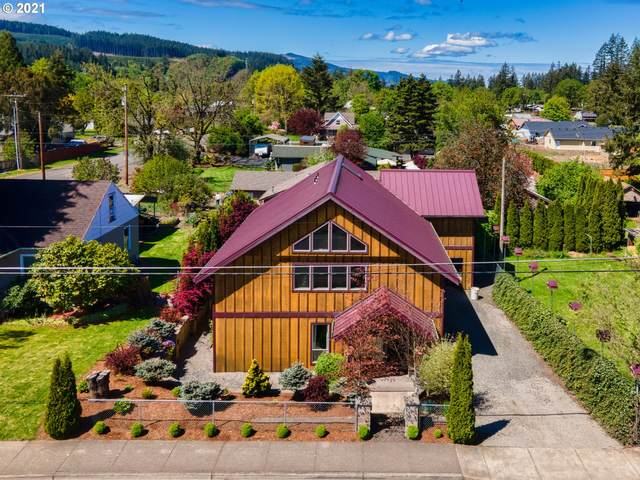 937 S 1ST Ave, Mill City, OR 97360 (MLS #21383345) :: Tim Shannon Realty, Inc.