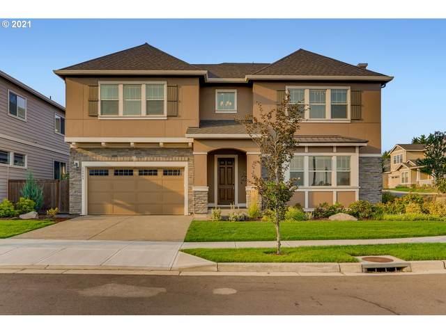 16549 SW Deschutes Ln, Beaverton, OR 97007 (MLS #21383649) :: Next Home Realty Connection