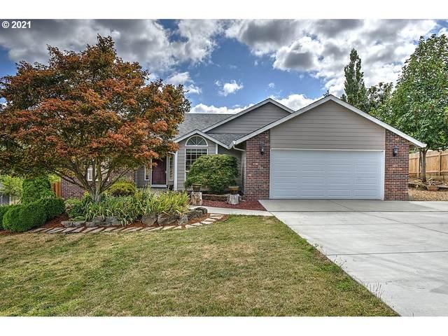 1652 NW Brady Rd, Camas, WA 98607 (MLS #21383807) :: Keller Williams Portland Central