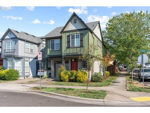 20527 SW Skiver St, Beaverton, OR 97078 (MLS #21384042) :: Cano Real Estate
