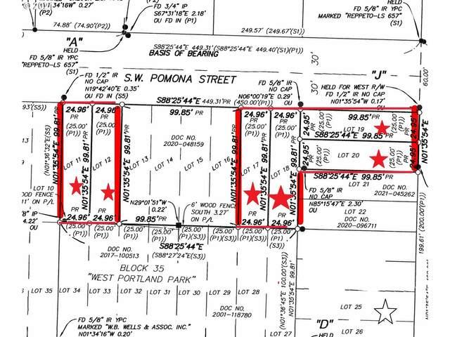 4400 SW Pomona St, Portland, OR 97219 (MLS #21384579) :: McKillion Real Estate Group