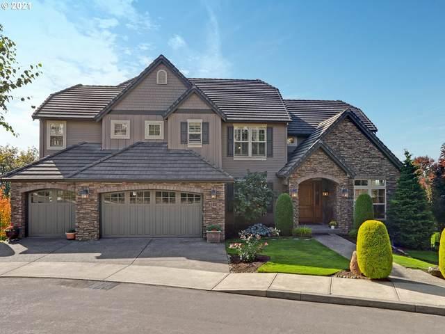 10225 NW Langworthy Ter, Portland, OR 97229 (MLS #21385204) :: Premiere Property Group LLC
