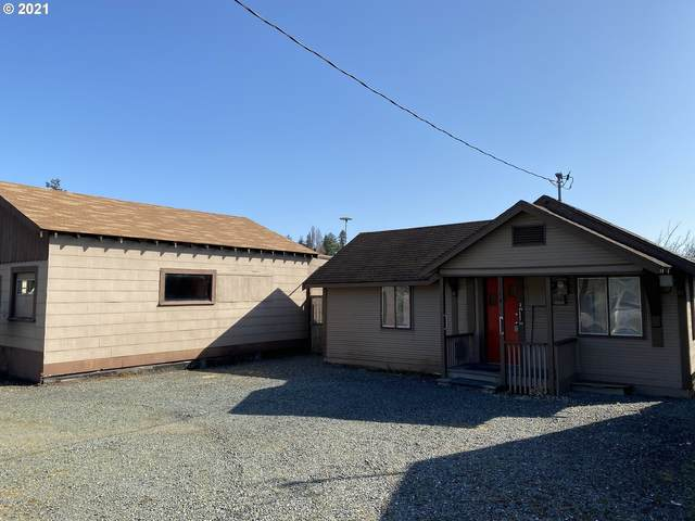 1444 Southwest Blvd, Coos Bay, OR 97420 (MLS #21385686) :: Beach Loop Realty