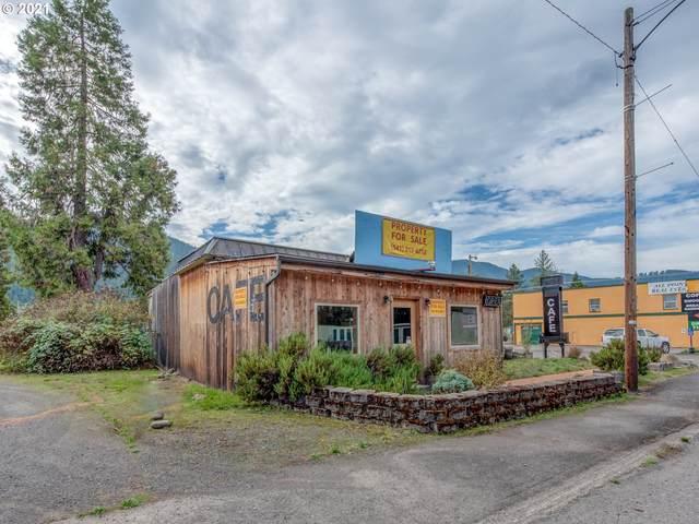 47486 Hwy 58, Oakridge, OR 97463 (MLS #21385708) :: Song Real Estate