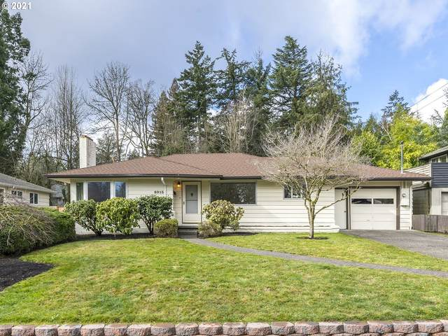 8915 SW 36TH Ave, Portland, OR 97219 (MLS #21386046) :: Gustavo Group