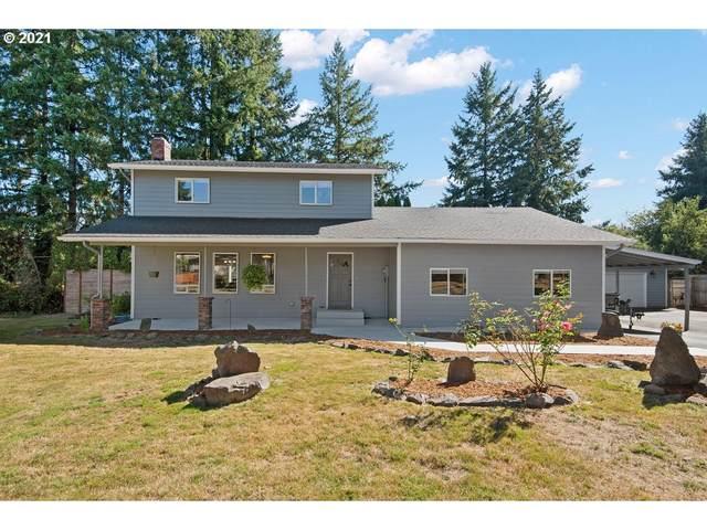618 Pioneer Ave, Castle Rock, WA 98611 (MLS #21386166) :: Song Real Estate