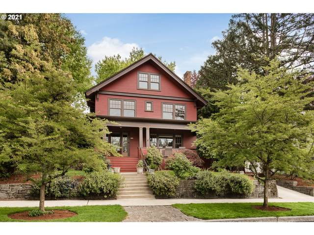 1222 SE 57TH Ave, Portland, OR 97215 (MLS #21386316) :: The Haas Real Estate Team