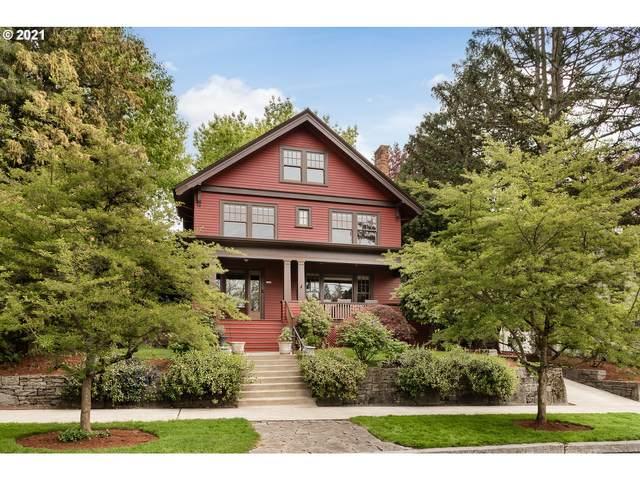 1222 SE 57TH Ave, Portland, OR 97215 (MLS #21386316) :: Duncan Real Estate Group