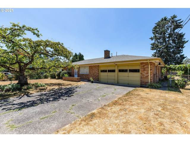 1054 Woodlawn Ave, Oregon City, OR 97045 (MLS #21386613) :: Beach Loop Realty
