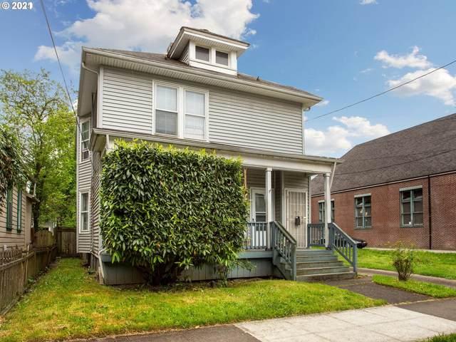 70 NE Morris St, Portland, OR 97212 (MLS #21386664) :: The Haas Real Estate Team