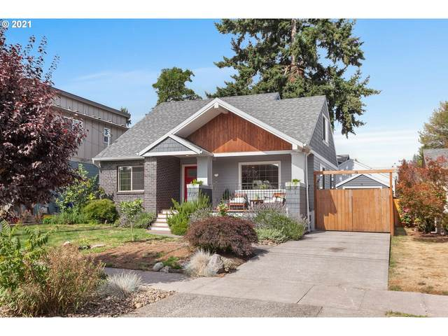 7325 N Greenwich Ave, Portland, OR 97217 (MLS #21386792) :: McKillion Real Estate Group