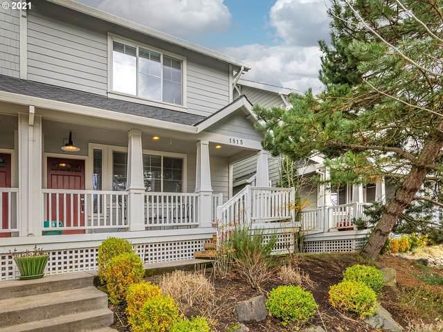 1815 SW Iowa St, Portland, OR 97239 (MLS #21386846) :: Reuben Bray Homes