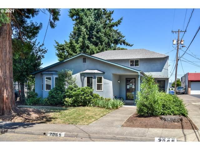 2045 W 12TH Ave, Eugene, OR 97402 (MLS #21387367) :: McKillion Real Estate Group