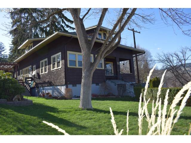 506 Main Ave, La Grande, OR 97850 (MLS #21387551) :: Cano Real Estate