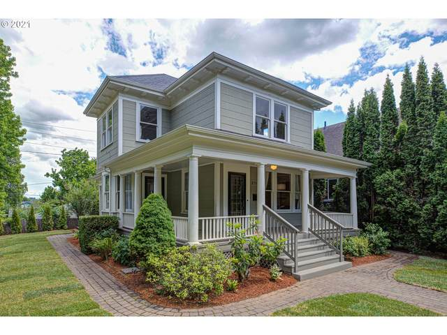 3706 SE 8TH Ave SE, Portland, OR 97202 (MLS #21387894) :: Real Tour Property Group