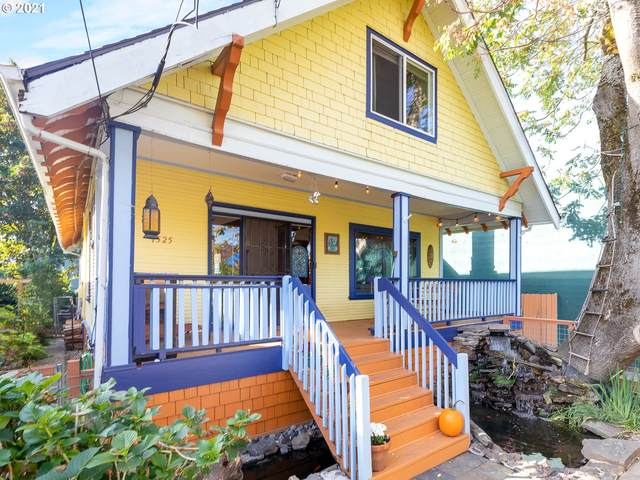 1525 SE 48TH Ave, Portland, OR 97215 (MLS #21387947) :: Gustavo Group