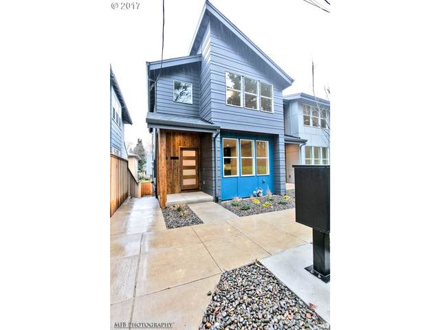 2422 SE Morrison St, Portland, OR 97214 (MLS #21388043) :: The Pacific Group
