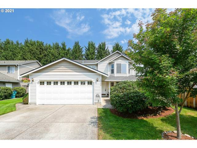 17704 SE 16TH St, Vancouver, WA 98683 (MLS #21388534) :: Real Estate by Wesley