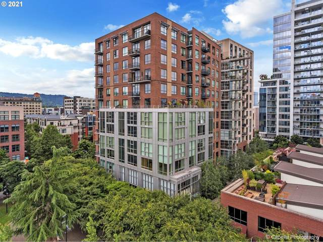 922 NW 11TH Ave #108, Portland, OR 97209 (MLS #21388581) :: Coho Realty
