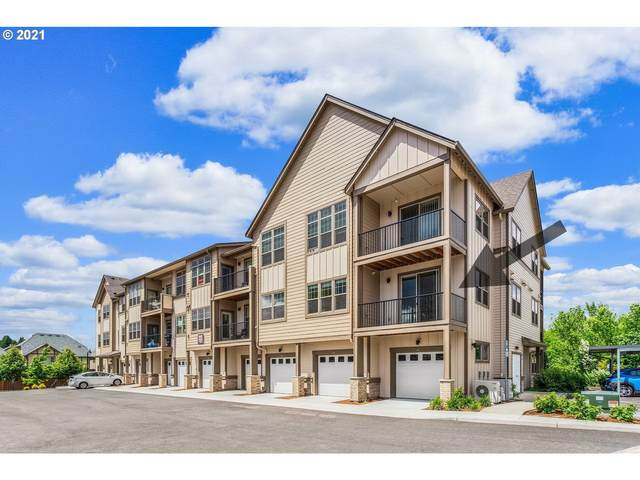 16417 NW Chadwick Way #207, Portland, OR 97229 (MLS #21388621) :: Next Home Realty Connection