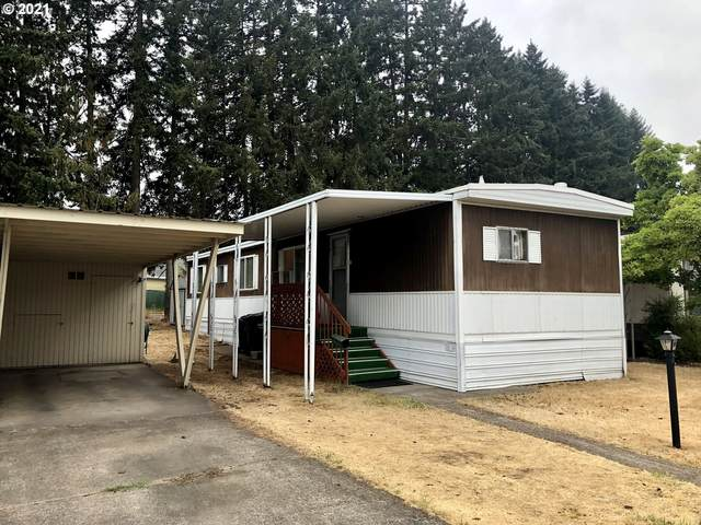 205 S 54TH St #91, Springfield, OR 97477 (MLS #21388675) :: McKillion Real Estate Group