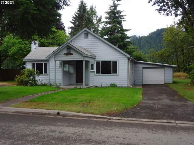 47580 Union St, Oakridge, OR 97463 (MLS #21388792) :: McKillion Real Estate Group