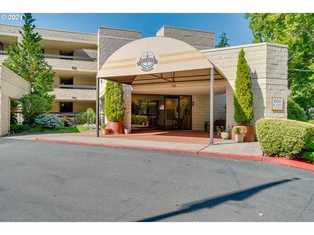 600 SE Marion St #104, Portland, OR 97202 (MLS #21388807) :: Song Real Estate