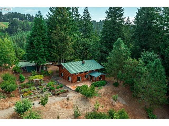 2000 NW High Heaven Rd, Mcminnville, OR 97128 (MLS #21388870) :: Next Home Realty Connection