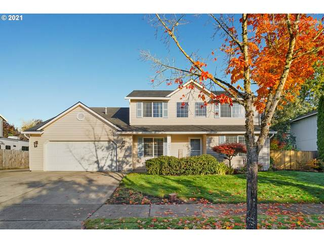 1451 Snapdragon Ln, Forest Grove, OR 97116 (MLS #21388965) :: Brantley Christianson Real Estate