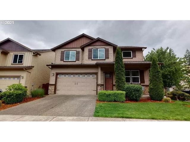 1331 NW 106TH Ter, Portland, OR 97229 (MLS #21389136) :: Gustavo Group