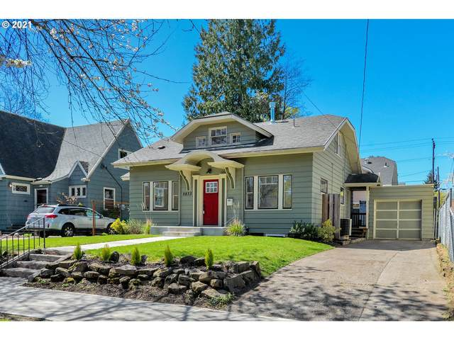 5833 N Moore Ave, Portland, OR 97217 (MLS #21389278) :: The Pacific Group